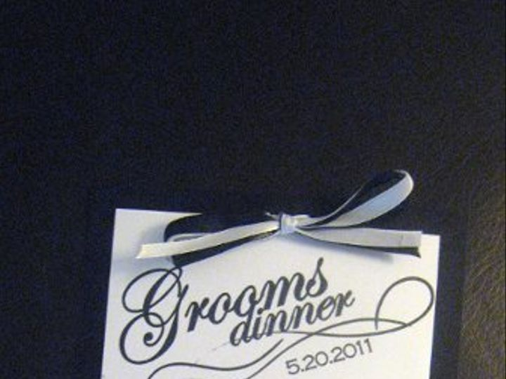 Tmx 1307721288949 GroomsDinnerMenu2 Sarasota wedding invitation