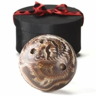Tmx 1422571732705 Chocolate Bowling Ball Carlsbad wedding cake