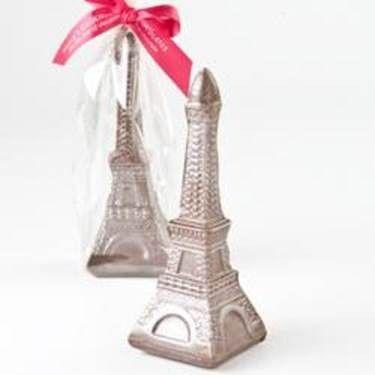 Tmx 1422571734329 Chocolate Eiffel Tower Carlsbad wedding cake