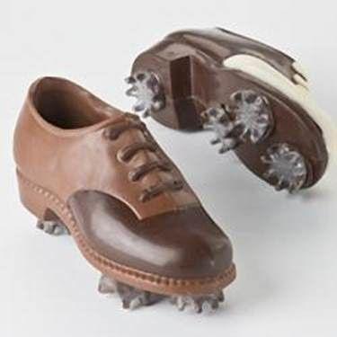 Tmx 1422571740761 Chocolate Golf Shoe Comes With 1 Golf Ball Carlsbad wedding cake