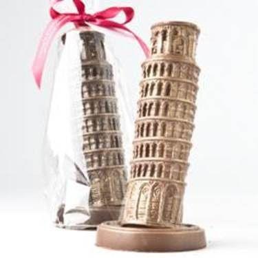 Tmx 1422571745533 Chocolate Leaning Tower Of Pisa Carlsbad wedding cake