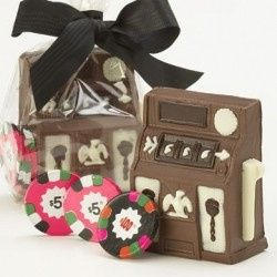 Tmx 1422571761275 Chocolate Slot Machine With Poker Chips Carlsbad wedding cake