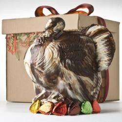 Tmx 1422571768433 Chocolate Turkey Centerpiece Stuffed With Chocolat Carlsbad wedding cake