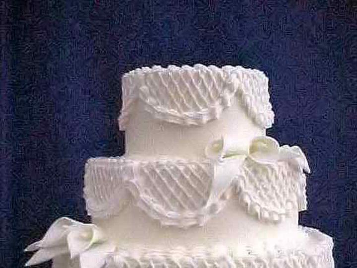 Tmx 1362760339589 3tiercalllilliecake Kingston wedding cake