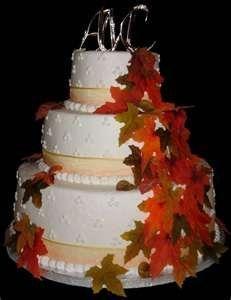 Tmx 1362760365453 Fallweddingcake Kingston wedding cake