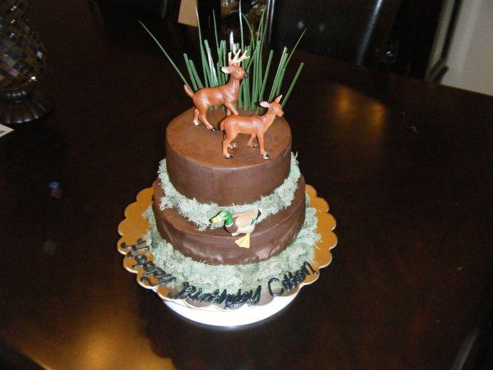 Tmx 1362760387426 Groomscake3 Kingston wedding cake