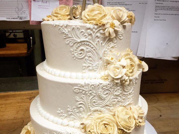 Tmx 1516121992 4dd5c18f5f8a1508 1516121987 F824b5654a13af6c 1516121988725 2 Scrollwedding5 Kingston wedding cake