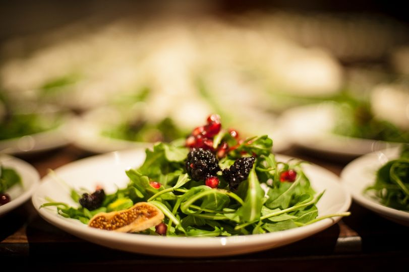 Blackberry & Fig Salad