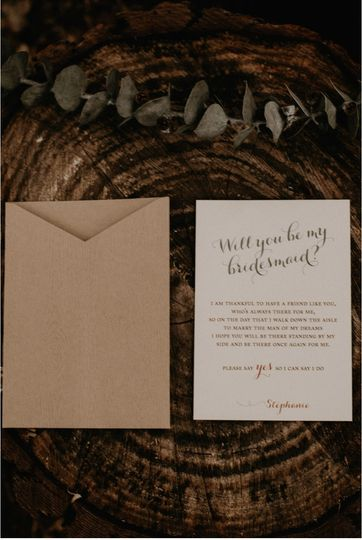 Rustic Inspired Proposal