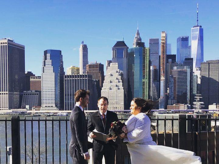 Tmx Brooklyn Heights Promenade Wedding 51 1046295 New York, NY wedding officiant