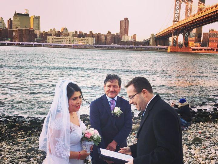 Tmx Dumbo Wedding 51 1046295 New York, NY wedding officiant