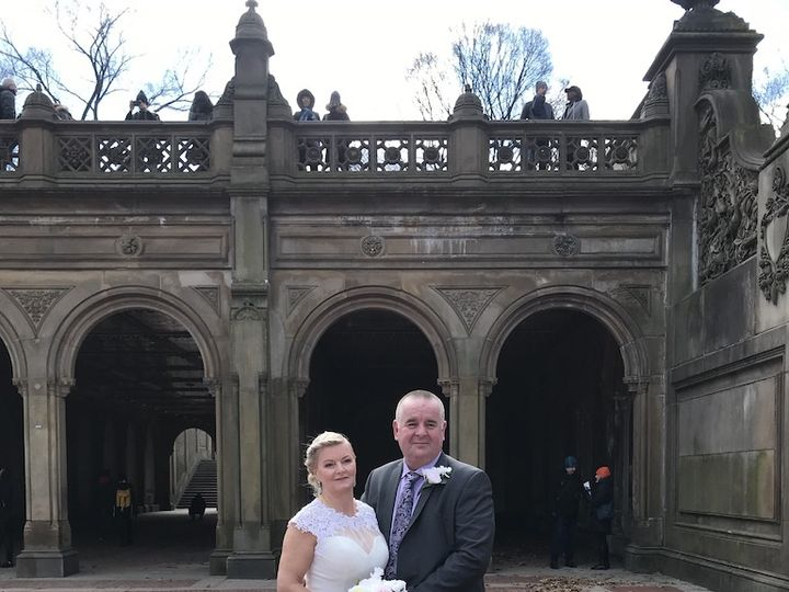Tmx Elope In Central Park 51 1046295 New York, NY wedding officiant