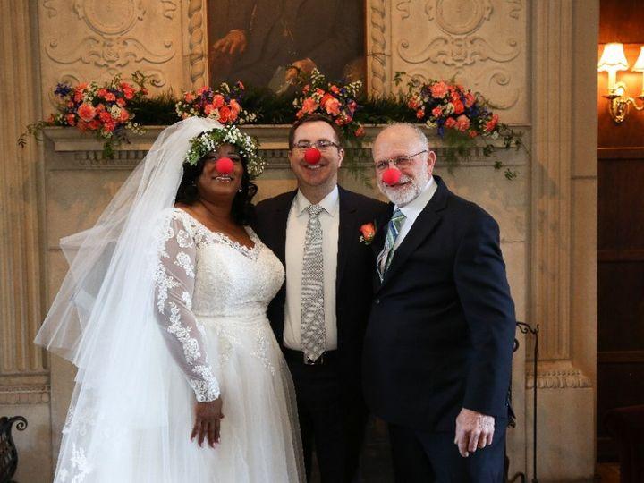 Tmx Wedding Humor 51 1046295 1558362000 New York, NY wedding officiant
