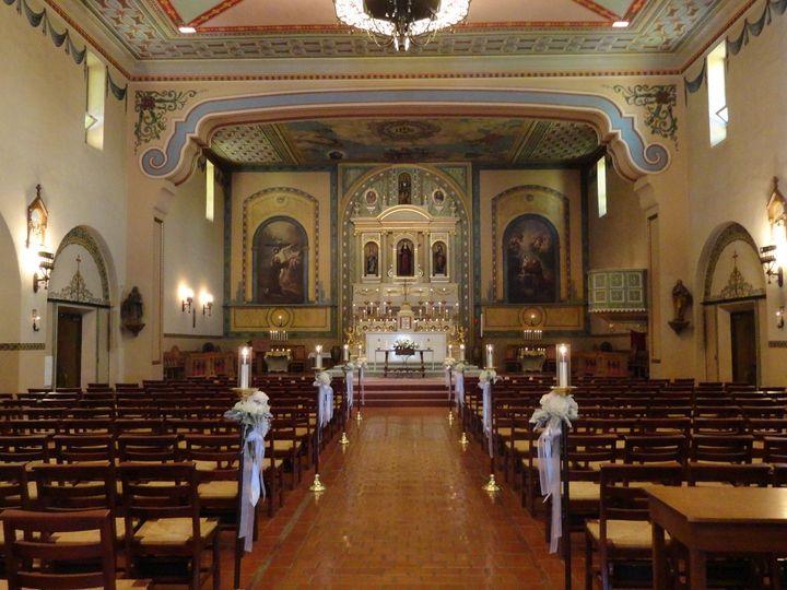 Tmx Mission Santa Clara 82013 51 66295 1556857945 Pleasanton, CA wedding ceremonymusic