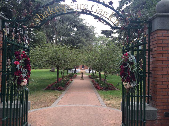 Tmx Shakespeare Gardens 2 51 66295 1556859888 Pleasanton, CA wedding ceremonymusic