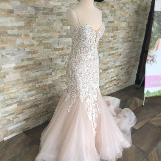 Elegant style from Maggie Sottero Designs