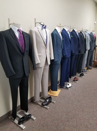 Tuxedos for every preference