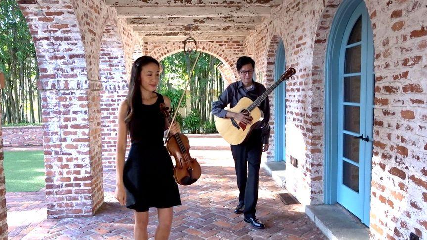 Amy & Luis at Casa Feliz