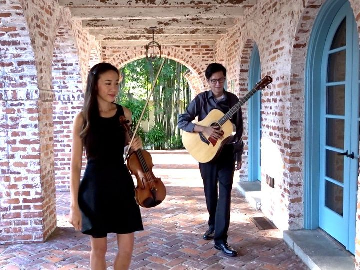 Tmx Amy And Luis At Casa Feliz 51 1886295 1570478347 Orlando, FL wedding ceremonymusic