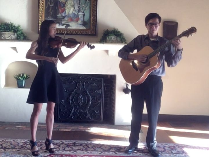 Tmx Amy And Luis Inside Casa Feliz 51 1886295 1570511065 Orlando, FL wedding ceremonymusic