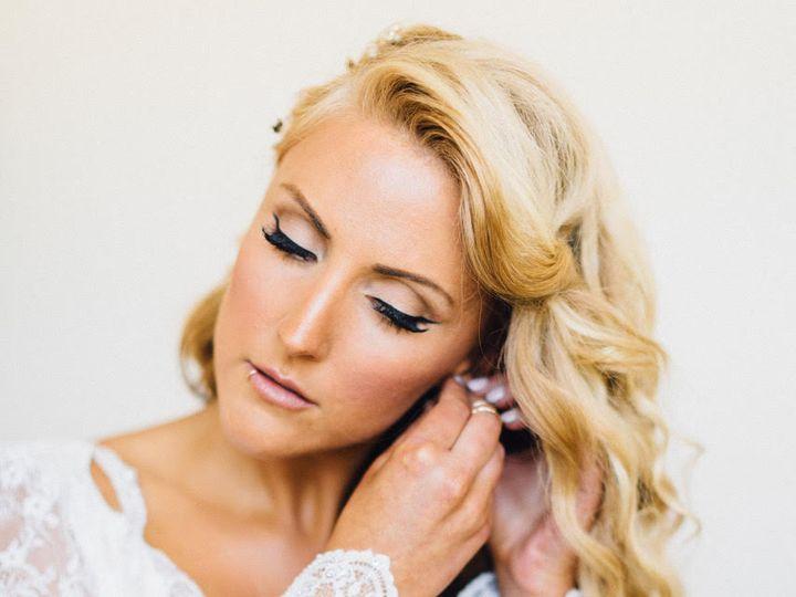 Tmx Blonde Bride Lip Ring 51 496295 Calabasas, CA wedding beauty