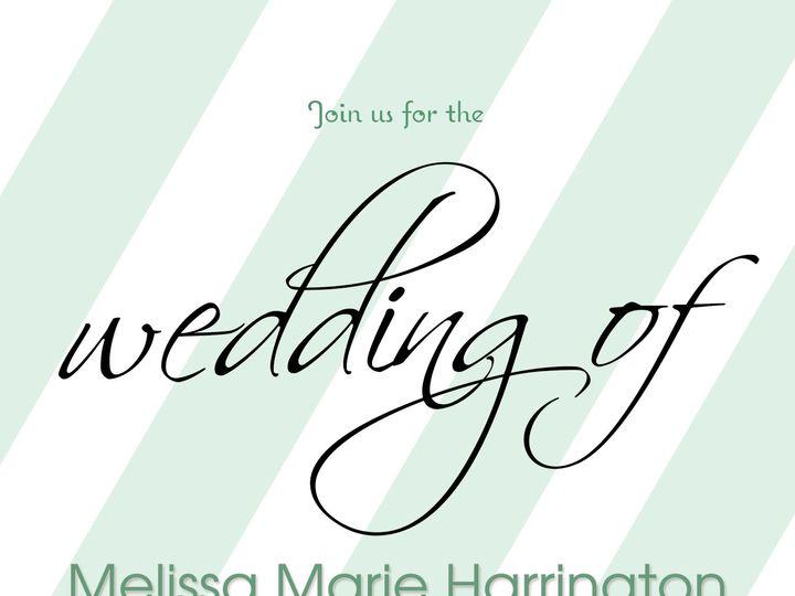 Tmx 1438284559943 Wedding Invitation 5x7 Cary wedding invitation