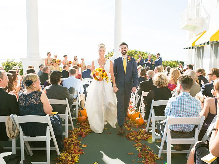 Tmx 1519945382 56e6470cf44cc178 1519945381 6c85e0c177bf21b0 1519945372040 2 Grand Hotel Mackin Mackinac Island, Michigan wedding venue