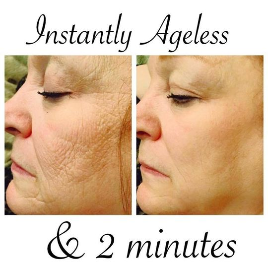 Instantly Ageless after 2 minutes!!!!