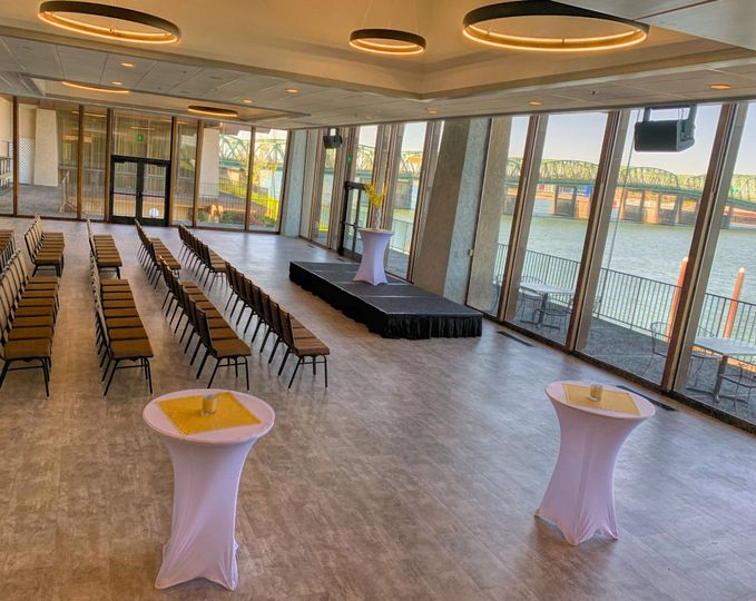 Columbia River Event Center A