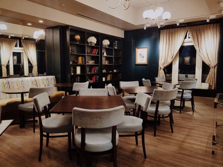 The Chairman's Lounge