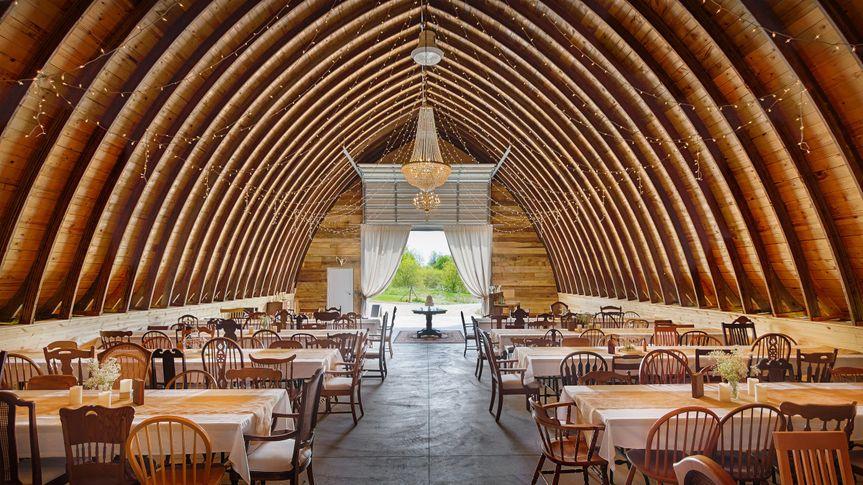 Pioneer creek farm venue lomira wi weddingwire for Terrace 167 pictures