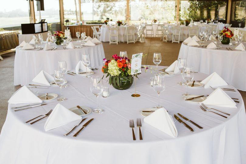 Pavilion Tables