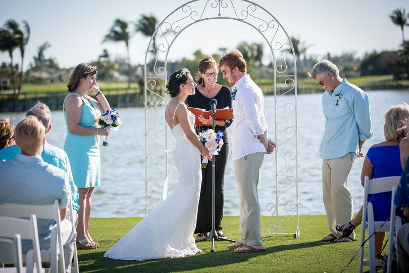 Lakeside Lawn Ceremony