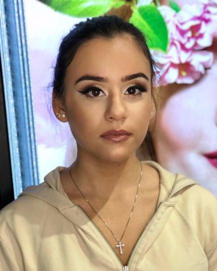 Eye makeup complete