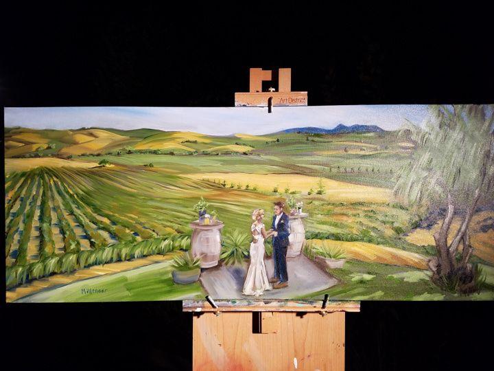 Tmx Companies2f5716cb25f6b4a85da42db6142fcover2f1506357680225 Wedding Painting Heather Millenaar Artsy Camera Still Waters Vineyard 51 171395 Atascadero, California wedding favor