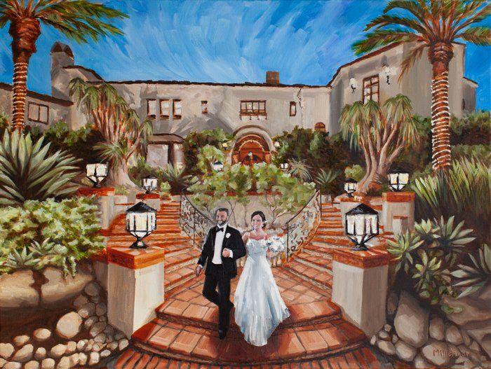 Tmx Hummingbird Nest Ranch Ca Live Wedding Painting 18x24 Millenaar Sm 51 171395 161551863122698 Atascadero, California wedding favor