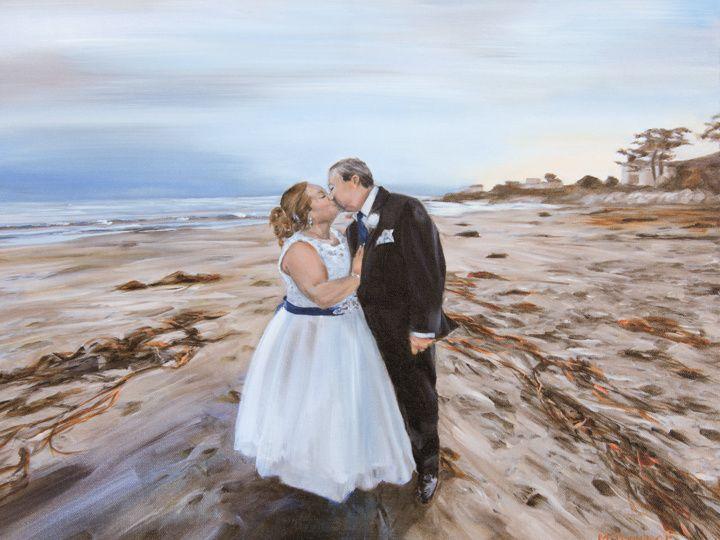 Tmx Kim And Tyson Portrait Heather Millenaar 4019 2 51 171395 Atascadero, California wedding favor