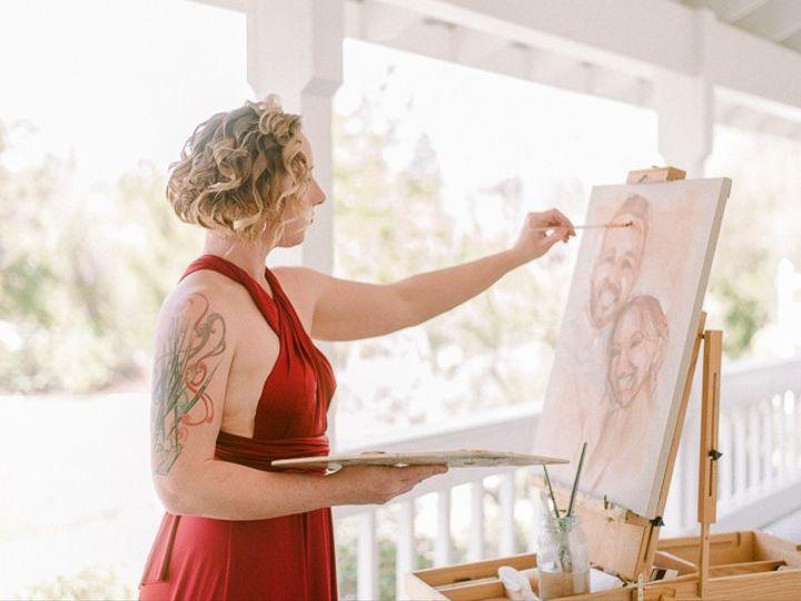 Tmx Live Wedding Painter Groves On 41 Painting Artist 2 2 51 171395 1559945103 Atascadero, California wedding favor
