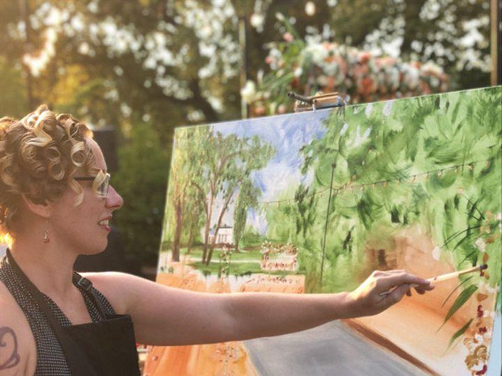 Tmx Napa Wedding Painting 1 51 171395 Atascadero, California wedding favor