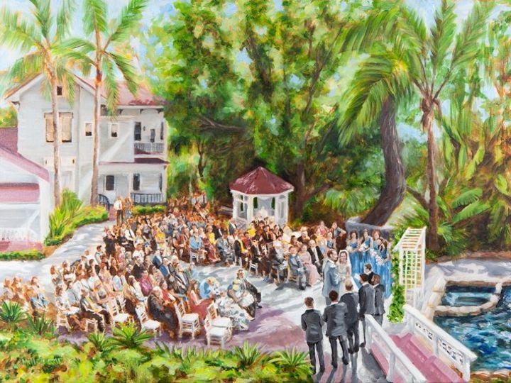 Tmx Orange Live Wedding Painting Event Artist Millenaar 1 51 171395 159900026473740 Atascadero, California wedding favor