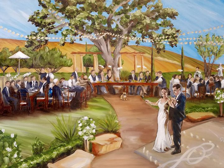 Tmx San Luis Obispo Live Wedding Painting Heather Millenaar 1000px 51 171395 Atascadero, California wedding favor