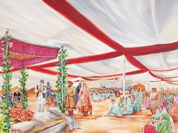 Tmx Wedding Painting Bright Sm 51 171395 159899963121507 Atascadero, California wedding favor