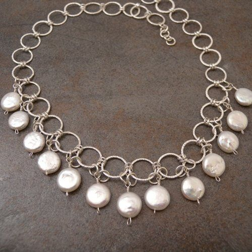 Tmx 1278980466974 Bridalcirclecoinpearlnecklace2 Birmingham wedding jewelry
