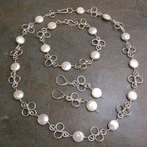 Tmx 1278980477896 Swirlcoinpearlset1 Birmingham wedding jewelry