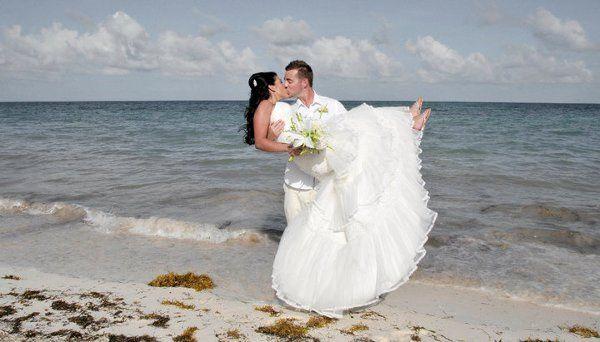 Tmx 1288894192281 BeachPose3 Overland Park wedding travel