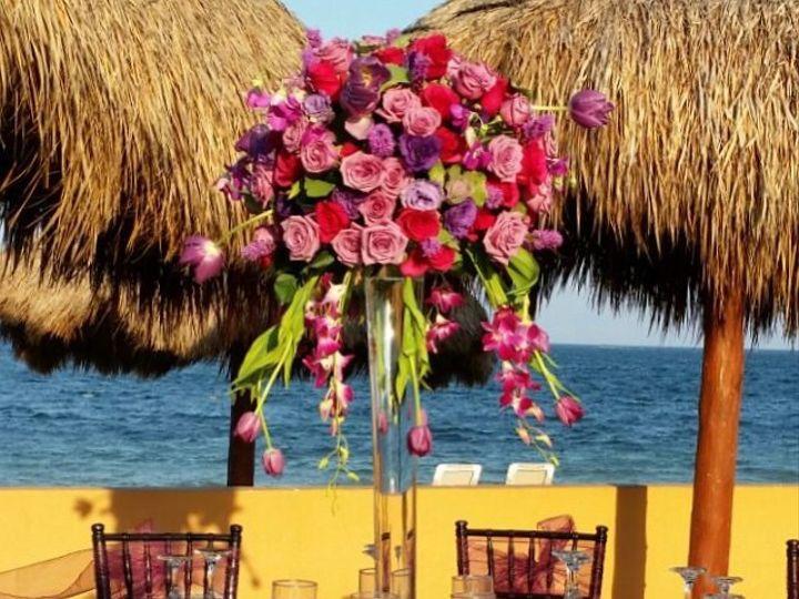 Tmx 1442353736163 Now Sapphire Reception Flowers Overland Park wedding travel