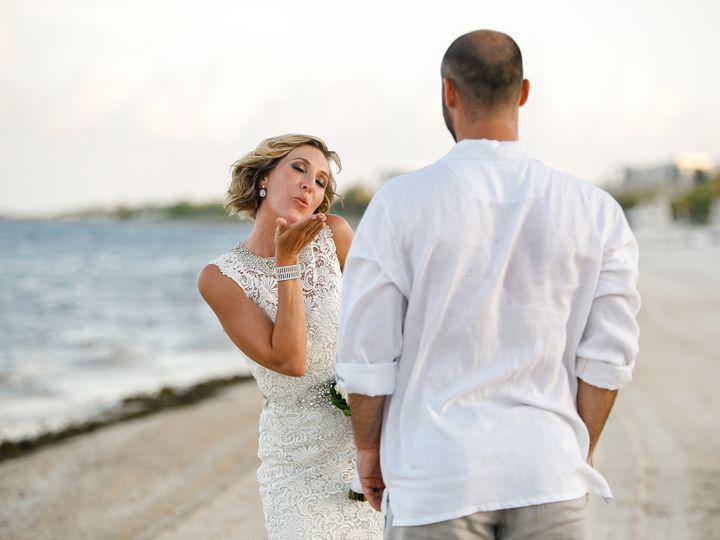 Tmx 1442354065382 Couplebeach2 Overland Park wedding travel