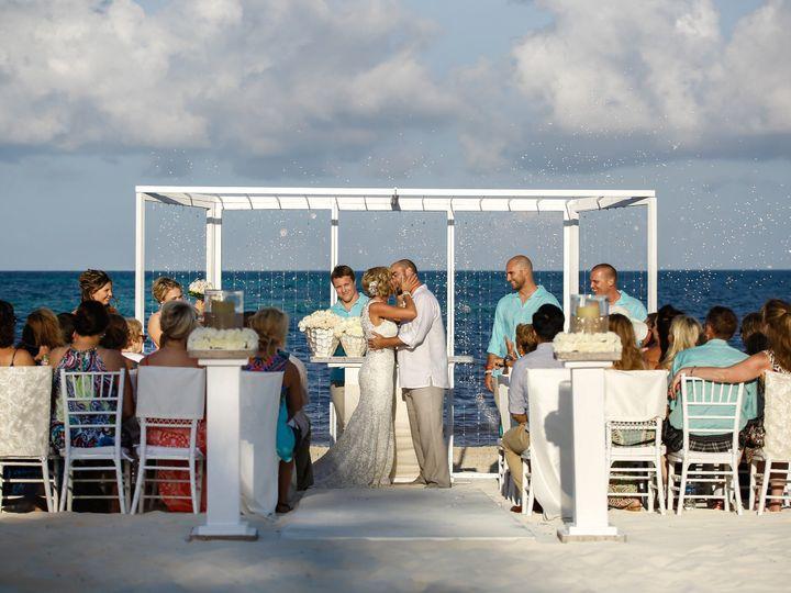Tmx 1465835910038 Couple Alter Kissfireworks Overland Park wedding travel