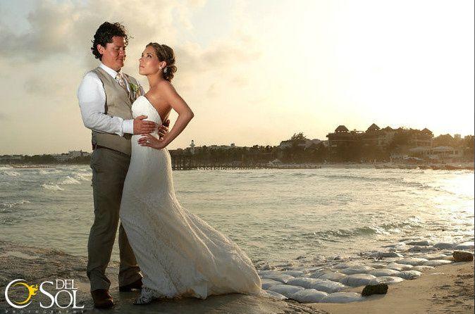Tmx 1465837339518 Bw Sunset3 Overland Park wedding travel