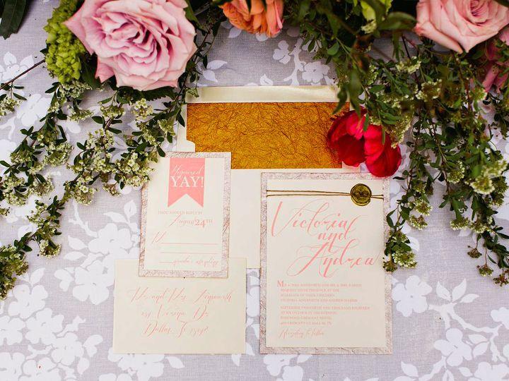 Tmx 1421877842265 Romeojuliet Richardson wedding invitation